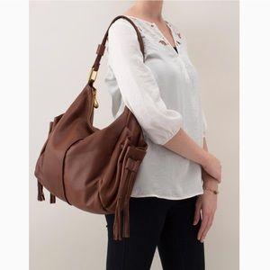3d42aad15278 HOBO Bags - Hobo Tempest Black Leather Handbag